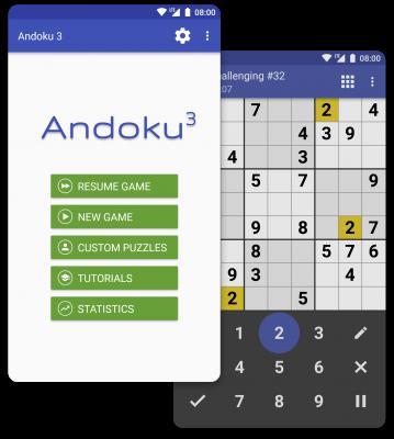 Andoku 3 Intro